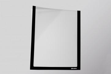 Infotaschen A5, Farbe: schwaz