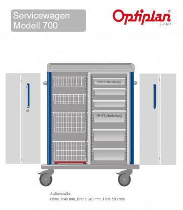 Servicewagen OPTIPLAN 700