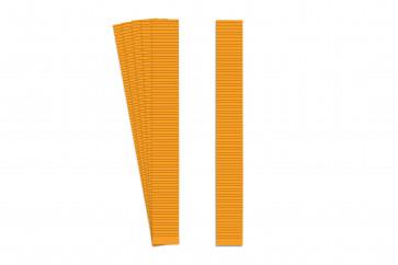 Markierungsstreifen orange  4mm Strichabstand