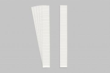 Markierungsstreifen weiß 4mm Strichabstand