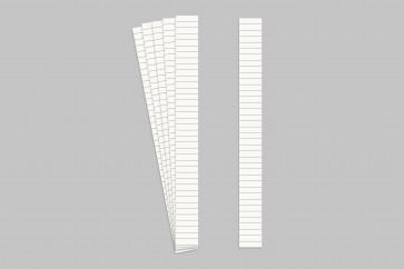 Markierungsstreifen weiß 8mm Strichabstand