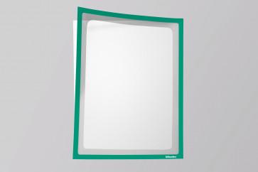 Infotasche selbstklebend  A4, mit Ausschnitt