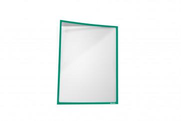 Infotaschen A4, Farbe:  grün