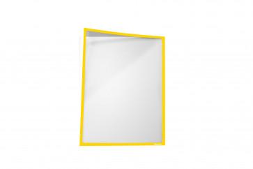 Infotaschen A4, Farbe:  gelb