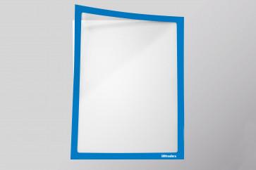 Infotaschen A4, Farbe:  blau