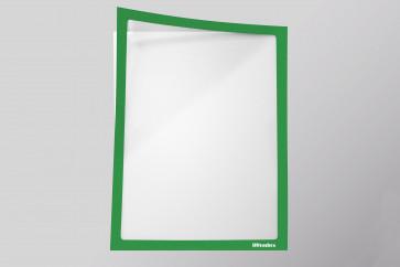 Infotaschen A4, Farbe: hellgrün
