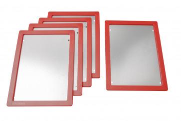 Ultra-Sichtrahmen Magnetverschluß für A4
