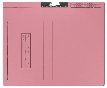 Zippel-Mappen 5005/Z rosa