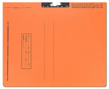 Zi-Mappen 5005/Schl/Z orange