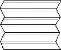 Beschriftungsstreifen Sp8 Weiß