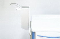Halterung Desinfektionsmittelpender