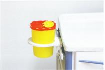 Halterung Kanülenabwurfbehälter