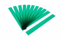 Kunststoffbänder Planrecord grün transparent