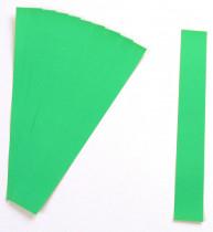 Einsteckkarten für magnetische Schiene
