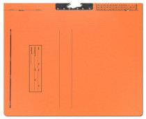 Zippel-Mappen 5005/Z orange